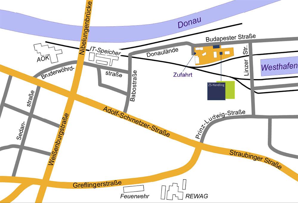Frankenstraße Regensburg